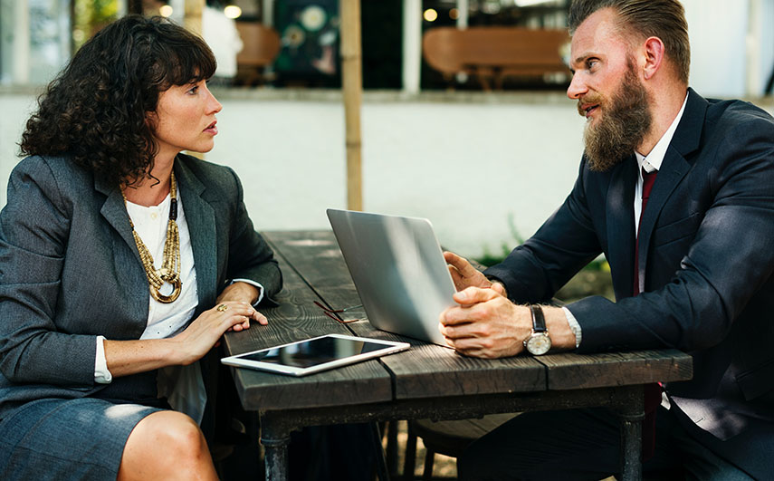 How women can get ahead in male dominated industries
