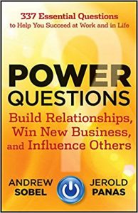 Power Questions Book Cover